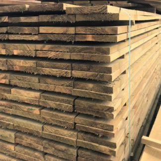 6x1 treated timber