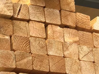 2x2 timber lengths
