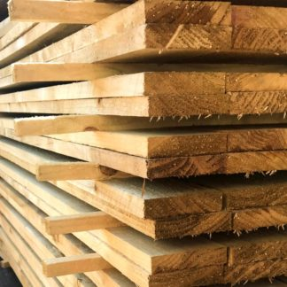 4x1 rough sawn treated timber